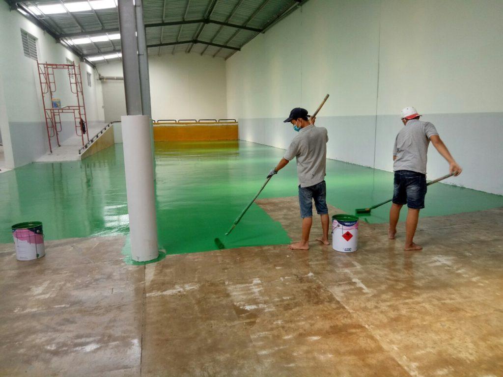 Chống thấm sàn tại quận 3 Xây Dựng Thanh Tuyết