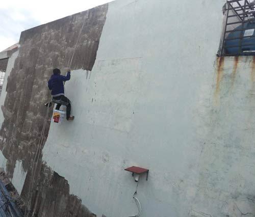 dịch vụ chống thấm nhà tại quận 7