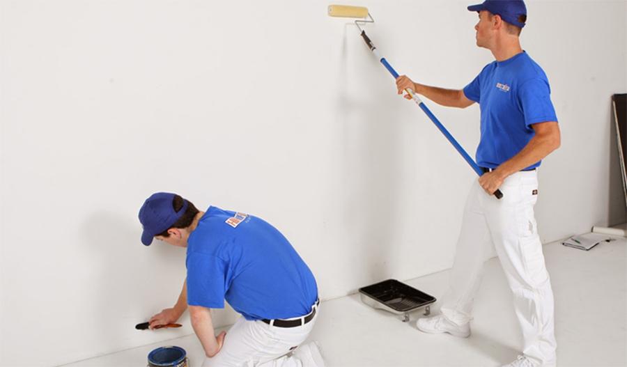 Dịch vụ sơn nhà tại củ chi
