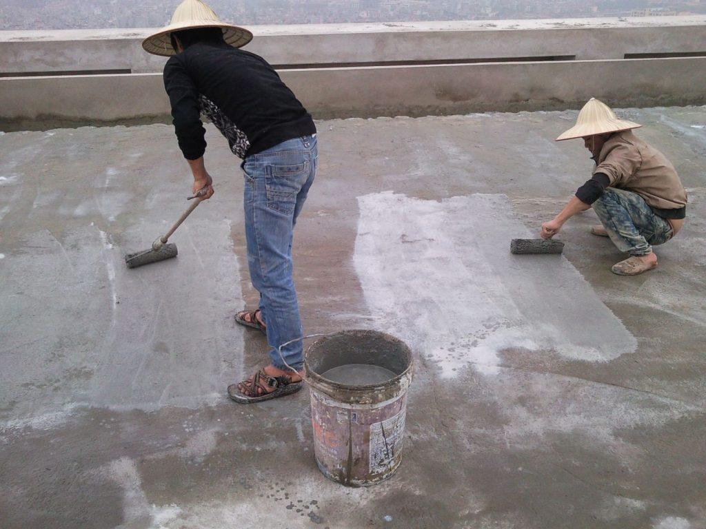 Dịch Vụ Chống Thấm Quận Tân Phú Triệt để Uy Tín