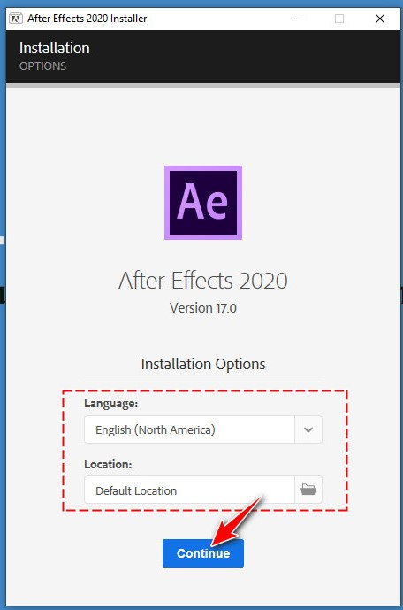 Download Adobe After Effects CC 2020 - Thành công 1000%