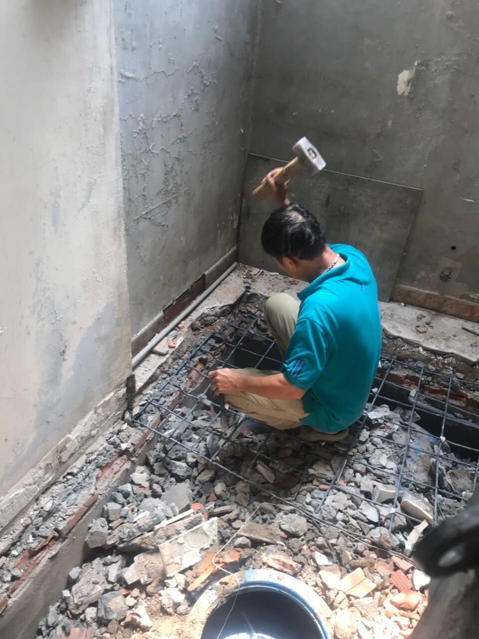 Dịch vụ sửa nhà tại Bình Chánh