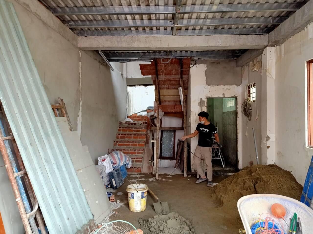 Sửa nhà quận 6