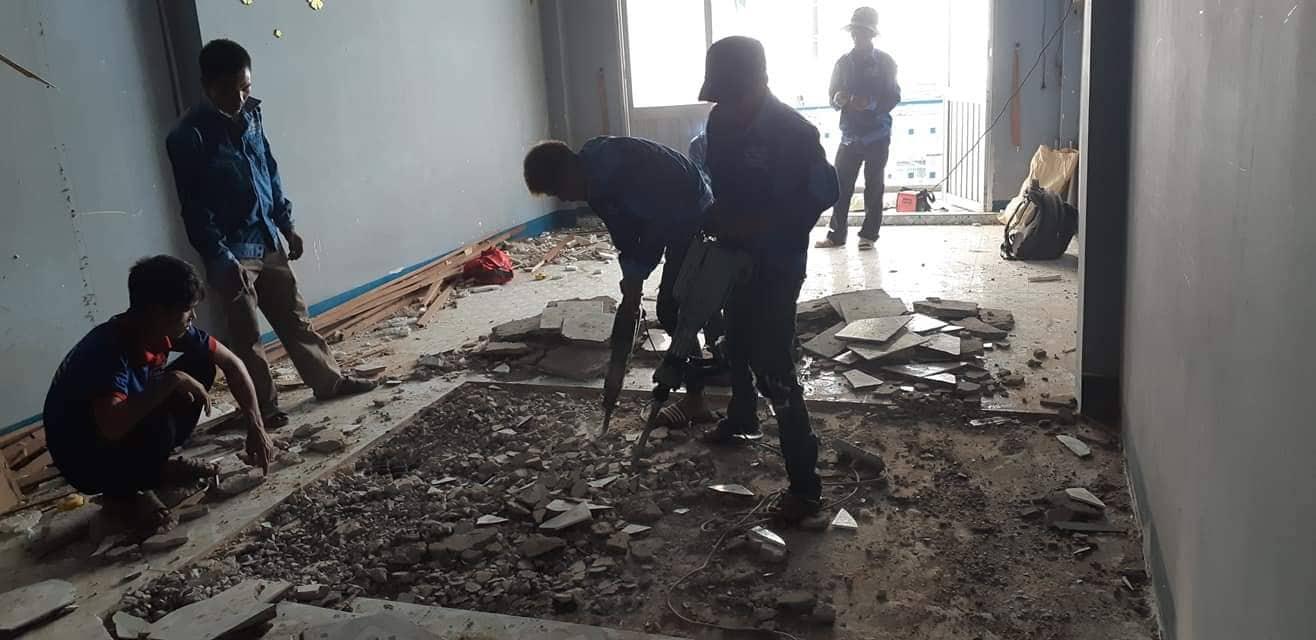 Dịch vụ sửa nhà Biên Hòa