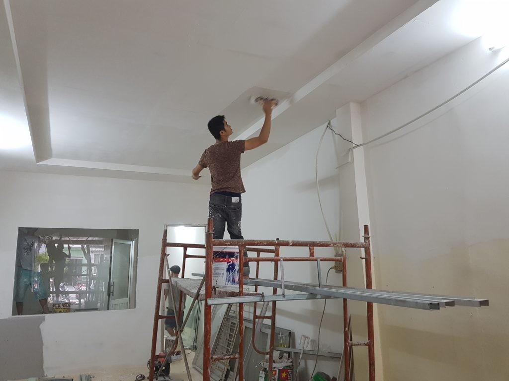 Dịch vụ sửa nhà tại Củ Chi